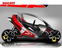 Ducati 4wheel design