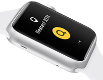 Concept - CommBank App for Apple Watch