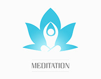 Meditation - App Icon Design