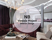 Venezia interior design project