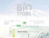 Bio Store cosmetics