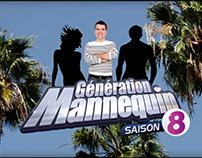 Génération Mannequin Saison 8 - Réalisation épisodes
