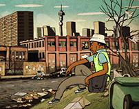 'Hillbrow' - Animated Gifs