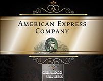 American Express Infographics