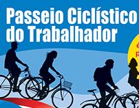 Passeio Ciclístico do Trabalhador. Prefeitura de SLZ.
