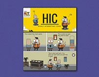 HIC (Highly Interesting Comics)