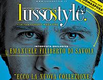 LussoStyle #22 - Febbraio 2015