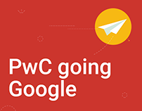 PwC + Google - Branding and campaign