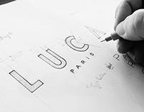 LUCA, Logo Design