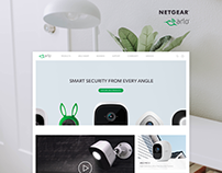 Netgear Arlo Website