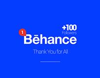 +100 Bēhance