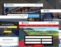 Constructive-Contractors Multipurpose HTML Landing Page