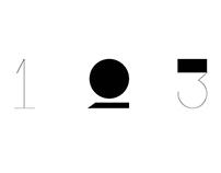 Line, Circle, Square