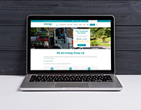 innergy E-commerce Website