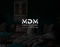 MDM:Maison de meubles Identity Concept
