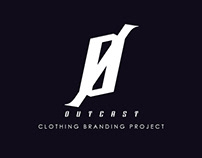 Project Outcast - Apparel Branding