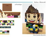 Ilustración, diseño prototipo. / Illustration, prototyp