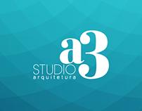 Studio A3 - Identidade Visual