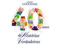 Logo para Convenção L'Occitane