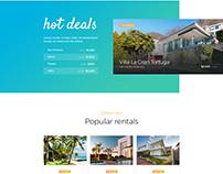 CasaMia | Property Rental WordPress Theme