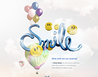 "Slone Dental - ""Smile"" Ad"