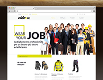 Orbitale Website & Branding
