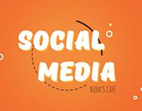 Social Media - Nina's Café