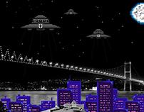 '17 UFO VS. İSTANBUL