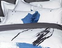 Artwork as a Bed Linen / Inspiration