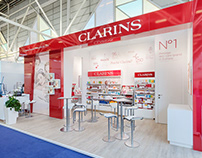 Temporary Architecture - Clarins