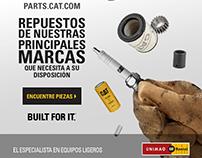CAMPAÑA DE REPUESTOS - UNIMAQ