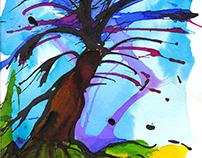 Semana 2 / Viernes / El árbol y el viento.