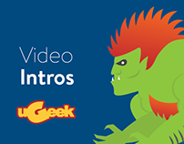 uGeek Video Intros