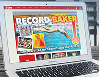 Record Baker | The Sun