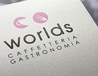 Worlds Bar • Logo & applications