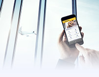 MOBILE BOOKING PORTAL for Lufthansa