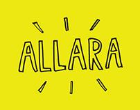 Allara Branding