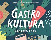 Gastro Kultura Font