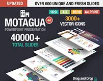 Motagua v4.0 Powerpoint Presentation Template