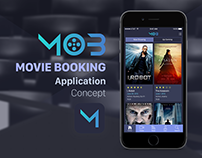 Movie Booking Application Concept
