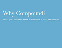 Recruiting Brochure for Compounding Pharmacists