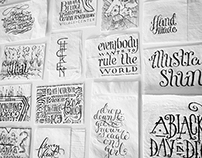 Typography / Lettering I
