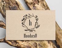 Hooked! logo