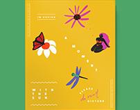 VISUAL DIARY poster series