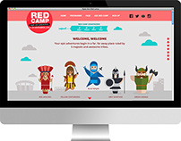 RedCamp Microsite
