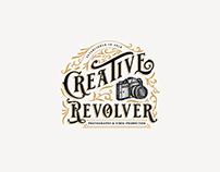Creative Revolver Logo