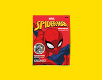 Spiderman Magazine Restyling