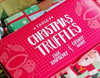 Farley Christmas Truffles