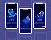 onboarding ecommerce app