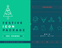 Festive Icon Package